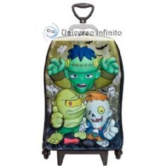 Foto Mochila 3D Monsters Mania